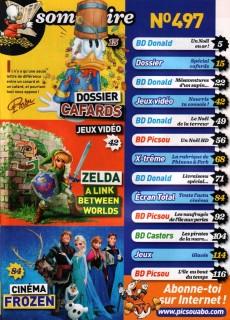 Extrait de Picsou Magazine -497- Picsou Magazine n° 497