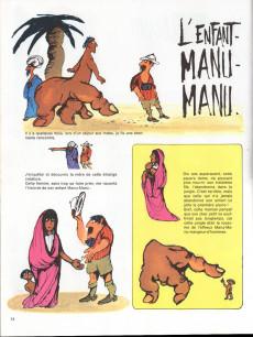 Extrait de Le manu Manu - Le Manu Manu et autres histoires naturelles et sociales