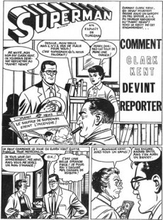 Extrait de Superman l'homme d'acier puis Superman et Batman (1re Série Interpresse) -10- Dr Diabolika