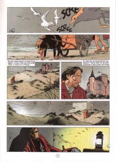 Extrait de Jérôme K. Jérôme Bloche -8- Le vagabond des dunes