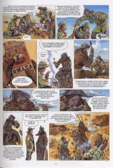 Extrait de La piste des Ombres -3- Les écorchés