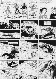 Extrait de César, Jessica et les autres (Les aventures de) -5- La créature du marais