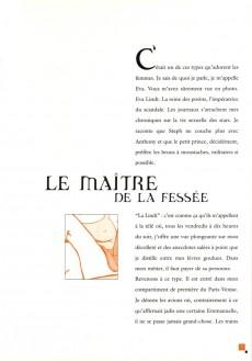Extrait de L'art de la fessée - Tome 1b2001