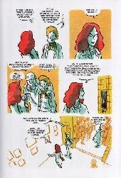 Extrait de Webtrip -1- Jules et Romane