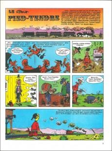 Extrait de Lucky Luke -33c74- Le Pied-Tendre