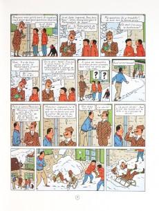Extrait de Jo, Zette et Jocko (Les Aventures de) -5c- La vallée des cobras