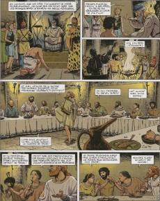 Extrait de Les grands Classiques en bande dessinée - L'Odyssée
