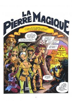 Extrait de ElfQuest - La Fantastique quête des elfes -9a- La pierre magique