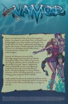 Extrait de Namor (2003) -8- In Deep, Part 2