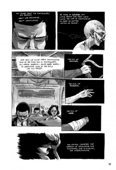 Extrait de March (2013) -1- Book One