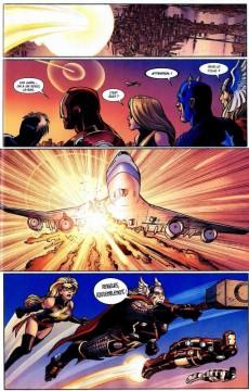 Extrait de Avengers vs X-Men - Tome INT1