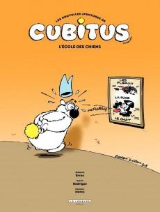 Extrait de Cubitus (Les nouvelles aventures de) -9- L'école des chiens