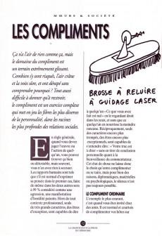 Extrait de La grande encyclopédie du dérisoire -3- Tome 3