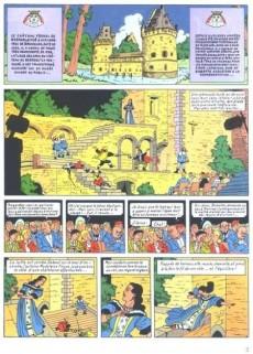 Extrait de Bob et Bobette (Collection classique bleue) -4a- Le Trésor de Beersel