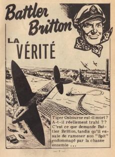 Extrait de Battler Britton -121- La vérité