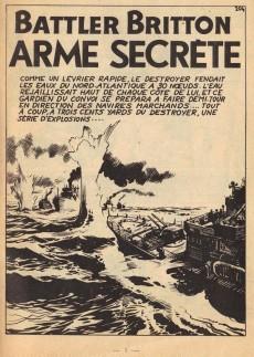 Extrait de Battler Britton -251- Arme secrète - les