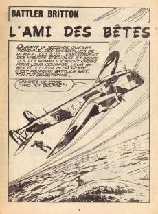 Extrait de Battler Britton (Imperia) -363- L'ami des bêtes - altitude zéro