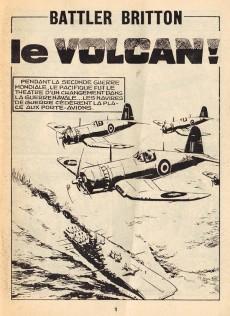 Extrait de Battler Britton -390- Le Volcan ! - Le Rampant
