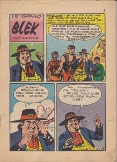 Extrait de Blek (Les albums du Grand) -60- Numéro 60