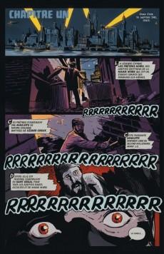 Extrait de The black Beetle -1- Sans issue