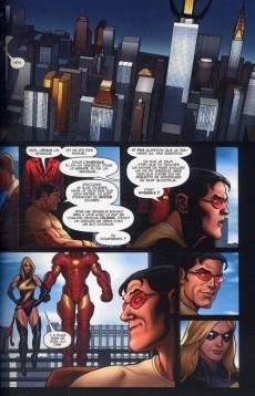 Extrait de Mighty Avengers (The) -1- L'initiative Ultron