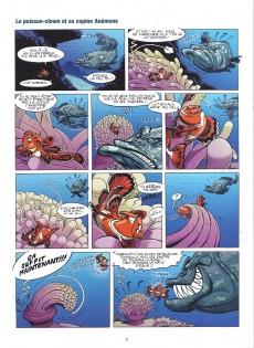 Extrait de Les animaux marins en bande dessinée -2- Tome 2