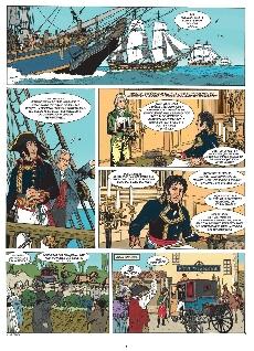 Extrait de Jacques Martin présente -6- Napoléon Bonaparte - Tome 3