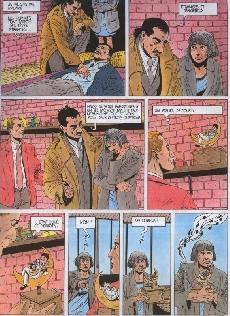 Extrait de L'homme au bigos (Les Enquêtes du commissaire Raffini) -6- Pierrot la lune