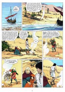 Extrait de Thorgal -26a12- Le Royaume sous le Sable