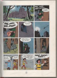 Extrait de Johan et Pirlouit -7d73- La flèche noire