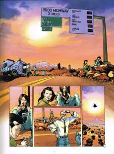 Extrait de Carmen Mc Callum -5- Deus Ex Machina