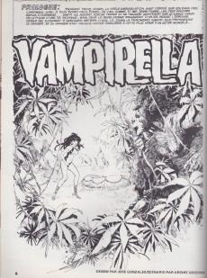 Extrait de Vampirella (Publicness) -Rec02- Album N°2 (du n°5 au n°7)