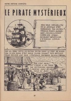 Extrait de Frimousse et Frimousse-Capucine -81- Le pirate mystérieux