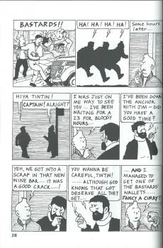Extrait de Tintin (The Adventures of) -Pastiche- Breaking Free