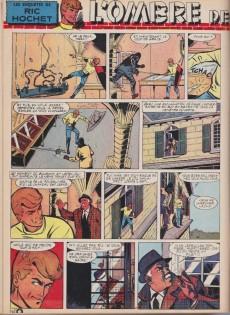 Extrait de (Recueil) Tintin (Album du journal - Édition française) -63- Tintin album du journal (n°829 à 841)