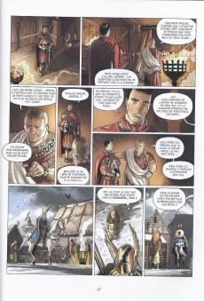 Extrait de Le crépuscule des dieux -8- Le Sang d'Odin