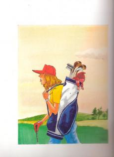 Extrait de Le golf de Mose - le golf