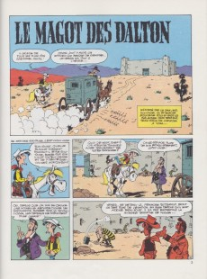 Extrait de Lucky Luke -47a81- Le magot des Dalton