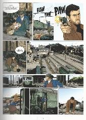 Extrait de La brigade du rail -1- Le Tueur du Lyon-Genève