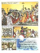 Extrait de Les grandes batailles de l'histoire en BD -3- Les Batailles napoléoniennes - Austerlitz Waterloo