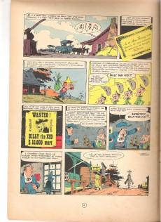 Extrait de Lucky Luke -20a63- Billy the Kid