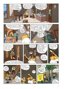 Extrait de Lapinot (Les formidables aventures de) -10- La couleur de l'enfer