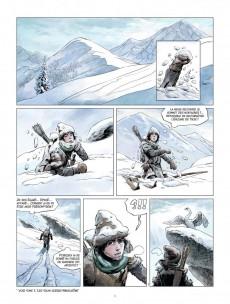 Extrait de Thorgal (Les mondes de) - La Jeunesse de Thorgal -2- L'œil d'Odin