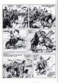 Extrait de Loup Noir (Taupinambour) -9- Les boucliers de feu