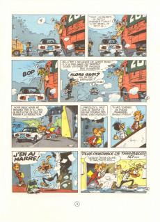 Extrait de Spirou et Fantasio -19a1980- Panade à Champignac