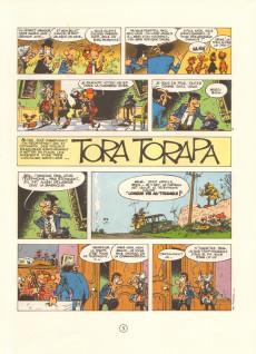 Extrait de Spirou et Fantasio -23b76a- Tora Torapa