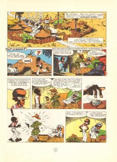 Extrait de Spirou et Fantasio -25b77- Le gri-gri du Niokolo-Koba