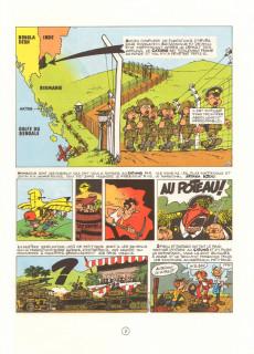 Extrait de Spirou et Fantasio -28a80- Kodo le tyran