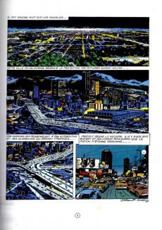 Extrait de Natacha -9a1985- Les machines incertaines