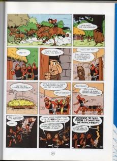 Extrait de Johan et Pirlouit -2d89- le maître de Roucybeuf